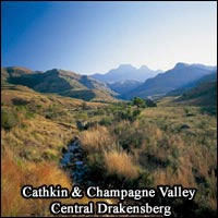 Cathkin and Champagne Castle