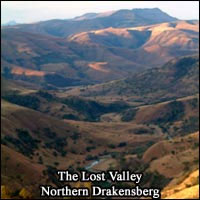 The Lost Valley - Northern Drakensberg